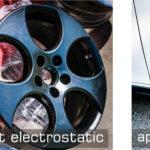 Jante VW GOLF 5 carbon hidro-transfer