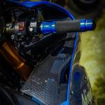 Kawasaki zx6r carbon hidro-transfer